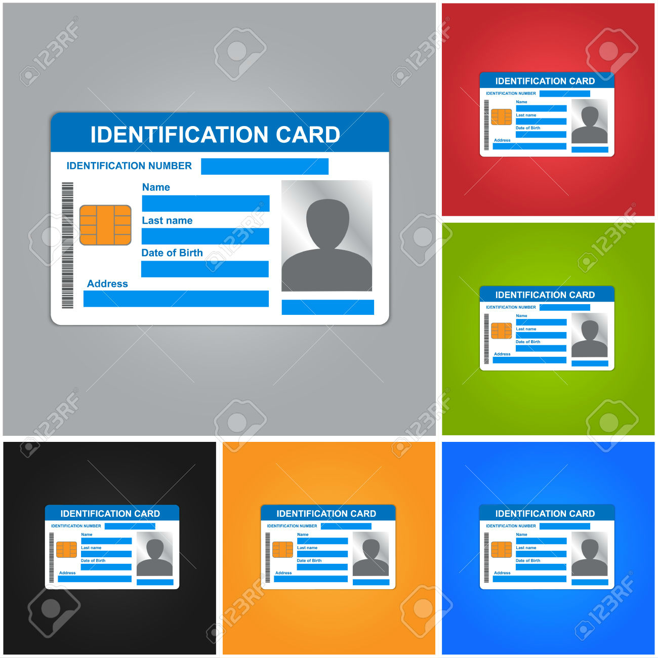 11+ Iconic Student Card Templates - Ai, Psd, Word   Free Intended For Isic Card Template