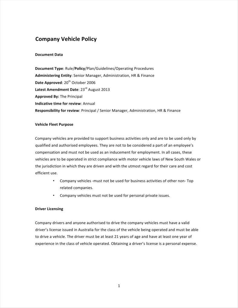 19+ Policy Templates In Word And Pdf   Free & Premium Templates Pertaining To Memo Template Word 2013