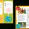 Child Care Brochure Examples – Colona.rsd7 Inside Kindergarten Flyer Template