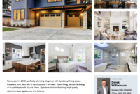 Create Free Real Estate Flyers | Zillow Premier Agent for House For Rent Flyer Template Free