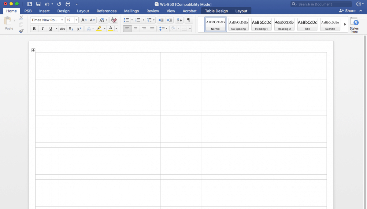 Creating File Folder Labels In Microsoft Word Intended For Microsoft Word Label Printing Templates