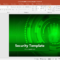 Free Security Powerpoint Template Inside Multimedia Powerpoint Templates
