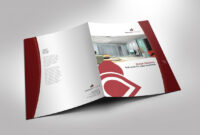 Half Fold Brochure – Precision Color Printing within Half Fold Menu Template