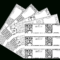 Monochrome Soap Labels – Soap Authority For Ingredient Label Template