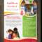 Preschool Flyer Design – Colona.rsd7 Throughout Kindergarten Flyer Template