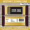 Star Wars Hershey Candy Bar Wrappers Template – Gold In Hershey Labels Template