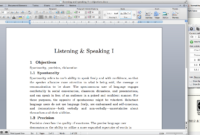 Word Thesis Templates - Colona.rsd7 in Ms Word Thesis Template